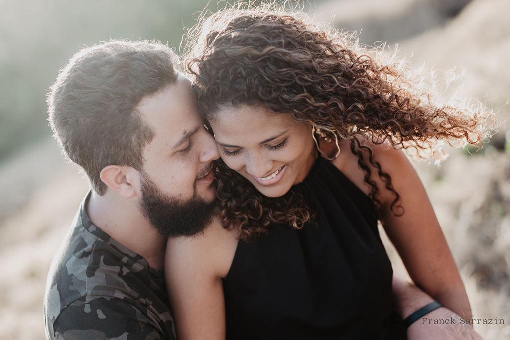 seance photo de couple engagement photographe